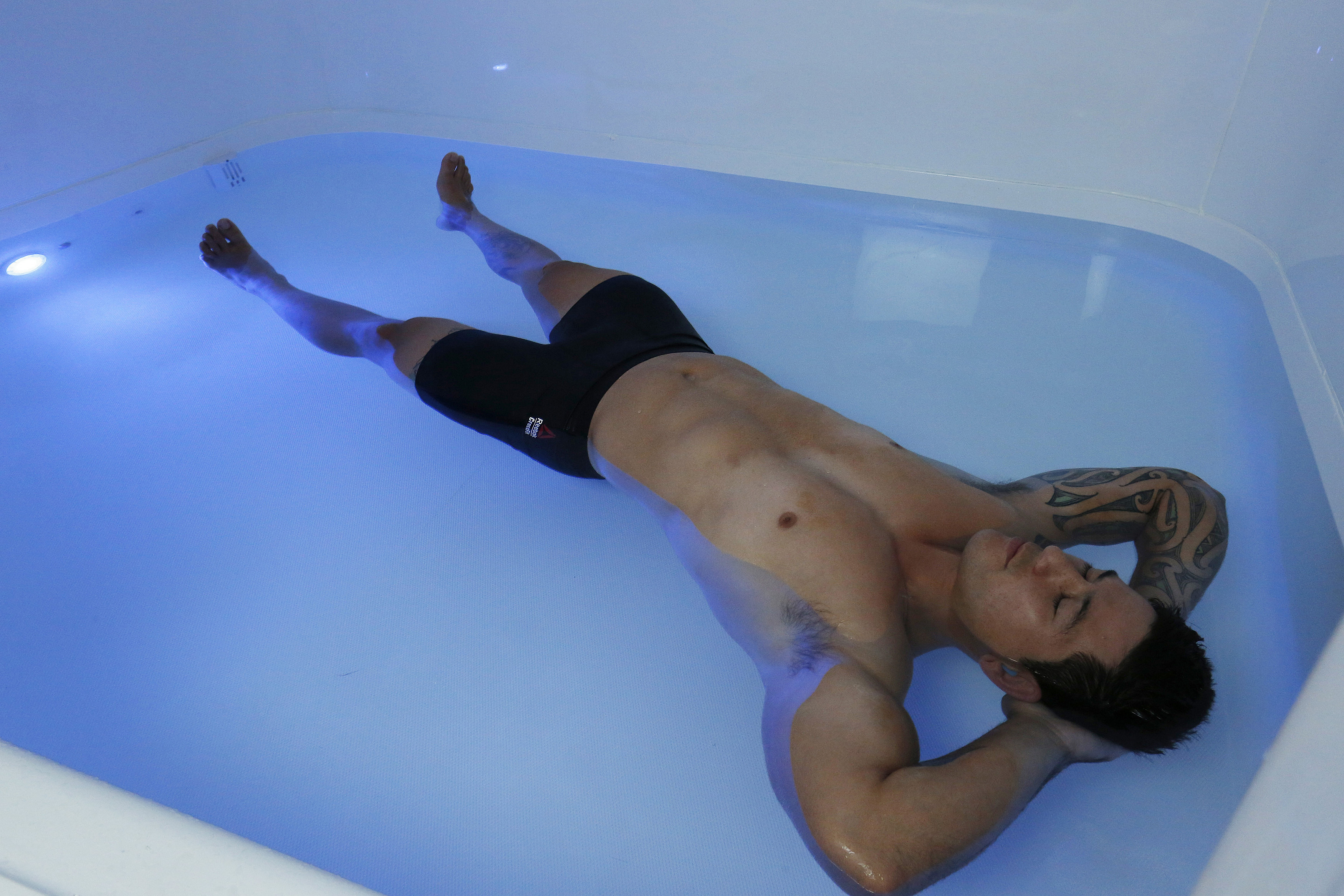 Float Therapy Mitigates Arthritis